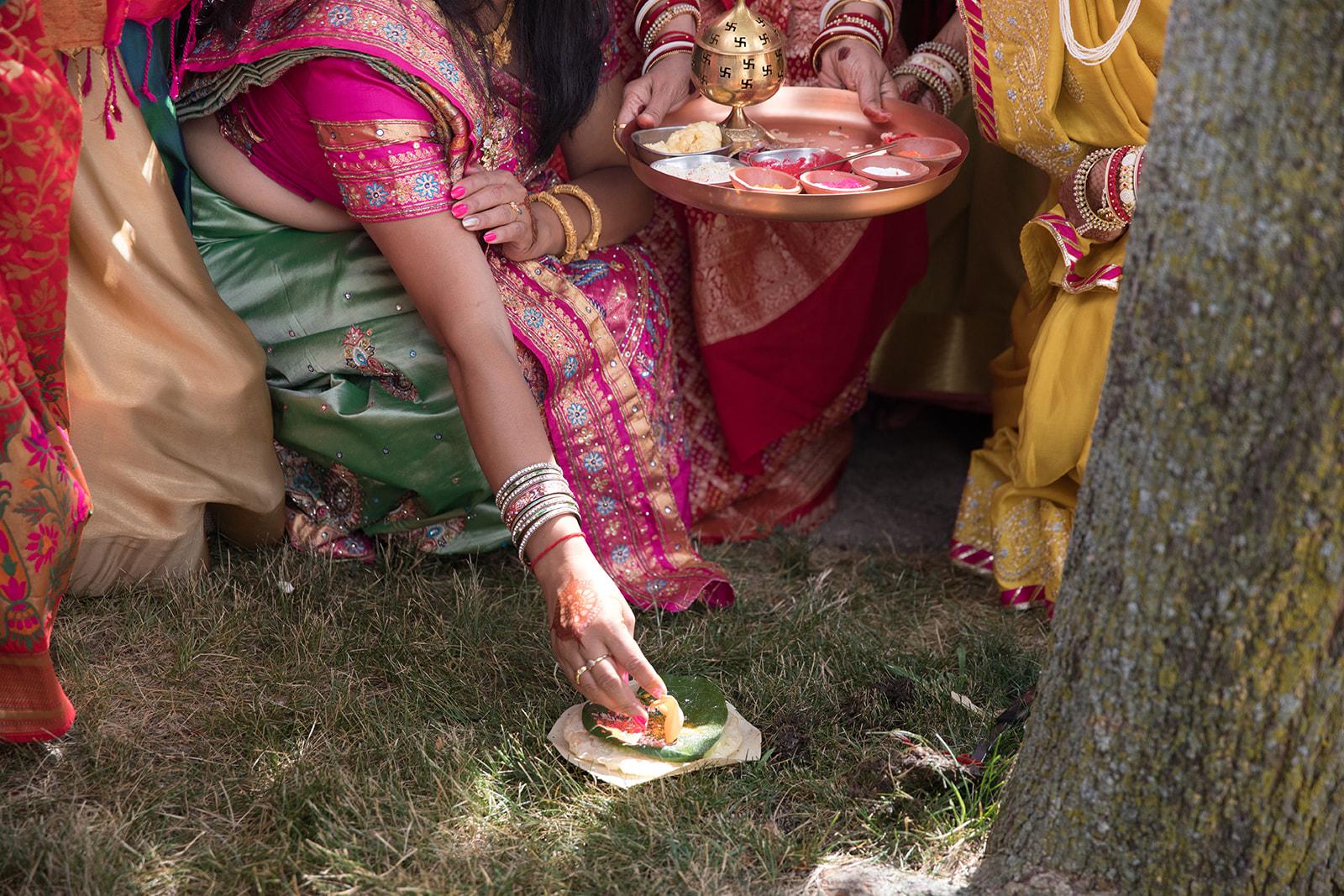 Le Cape Weddings - Pithi - Rimi and Rohun -95.jpg