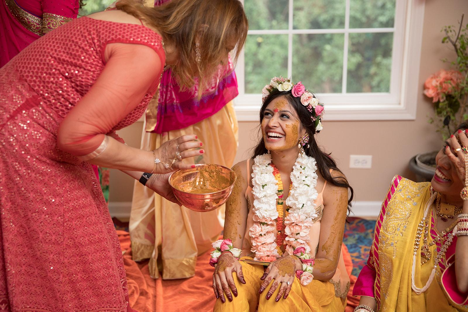 Le Cape Weddings - Pithi - Rimi and Rohun -116.jpg
