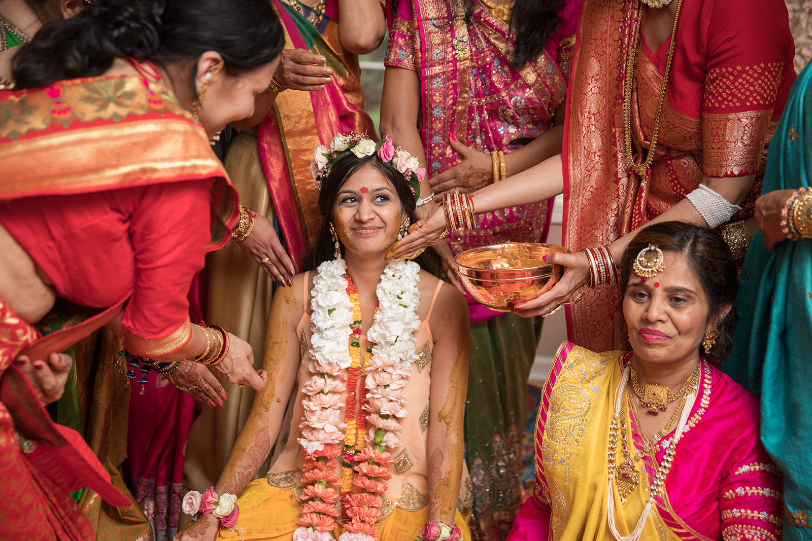 Le Cape Weddings - Pithi - Rimi and Rohun -104.jpg