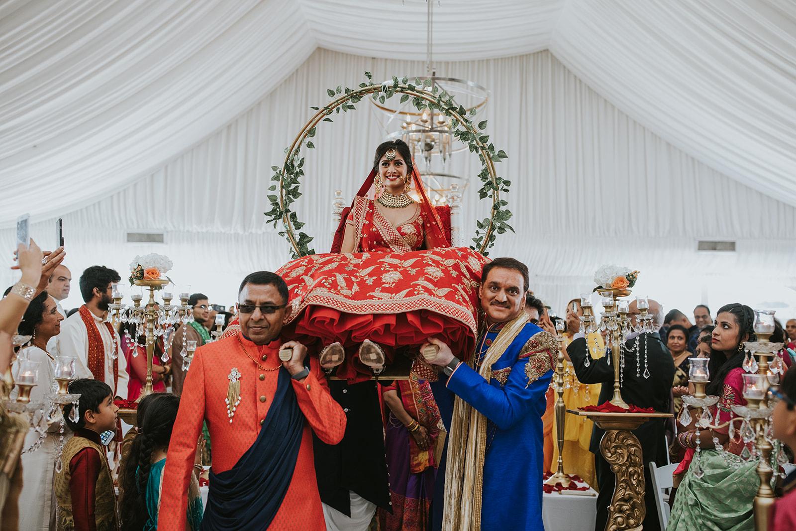 DAY 4 - Wedding Day