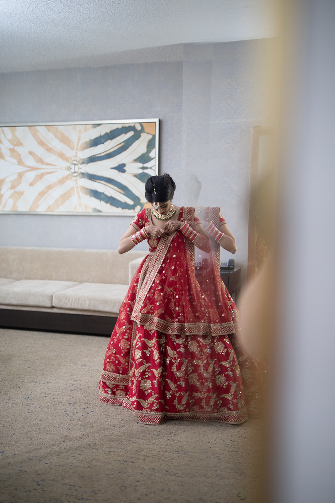 Le Cape Weddings - Bride Getting Ready - Rimi and Rohun -50.jpg