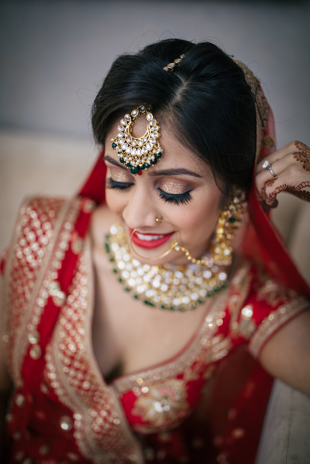 Le Cape Weddings - Bride Getting Ready - Rimi and Rohun -73.jpg