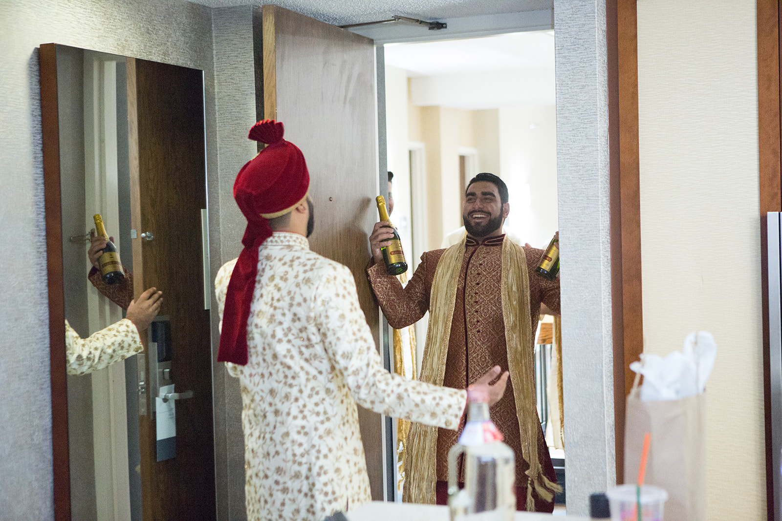 Le Cape Weddings - Groom Getting Ready - Rimi and Rohun -8.jpg