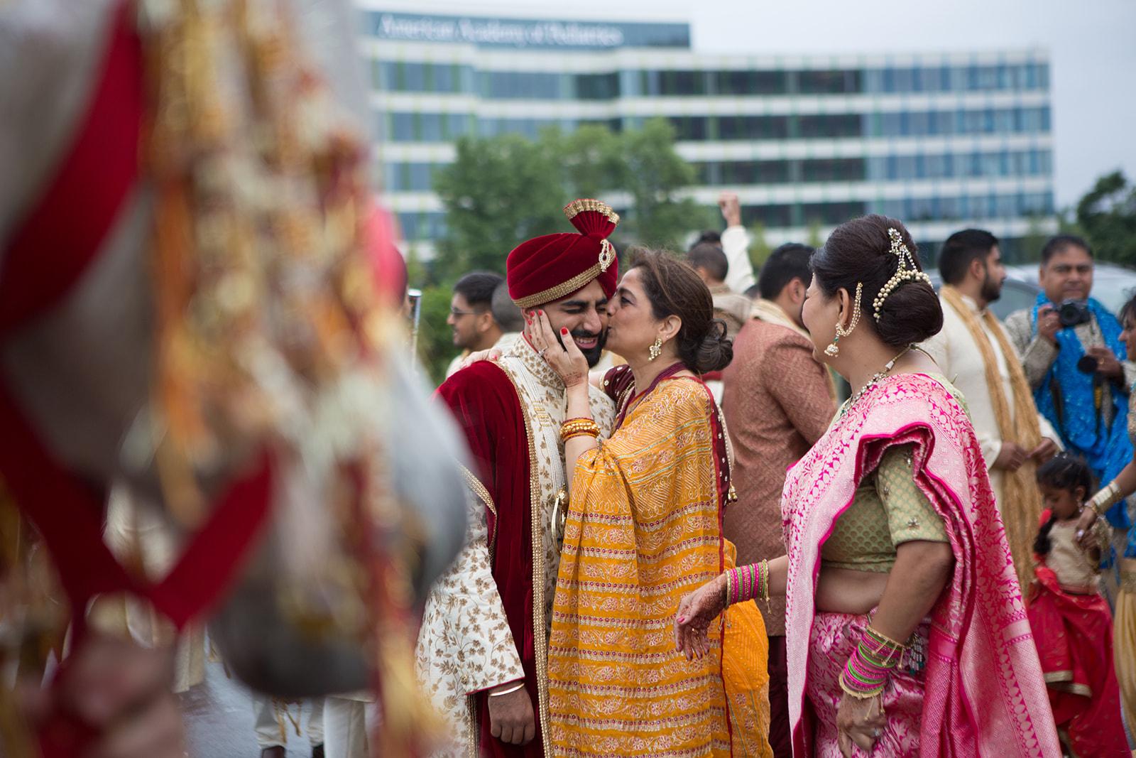Le Cape Weddings - Baraat - Rimi and Rohun -10.jpg