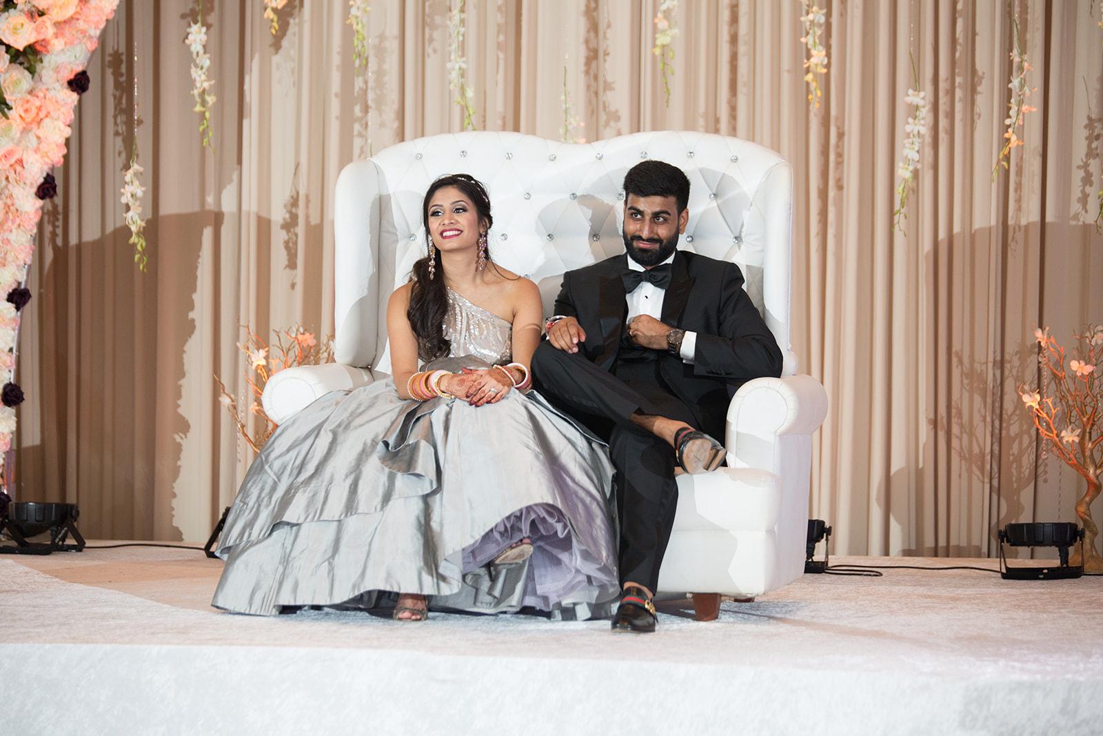 Wedding Reception - Westin Itasca