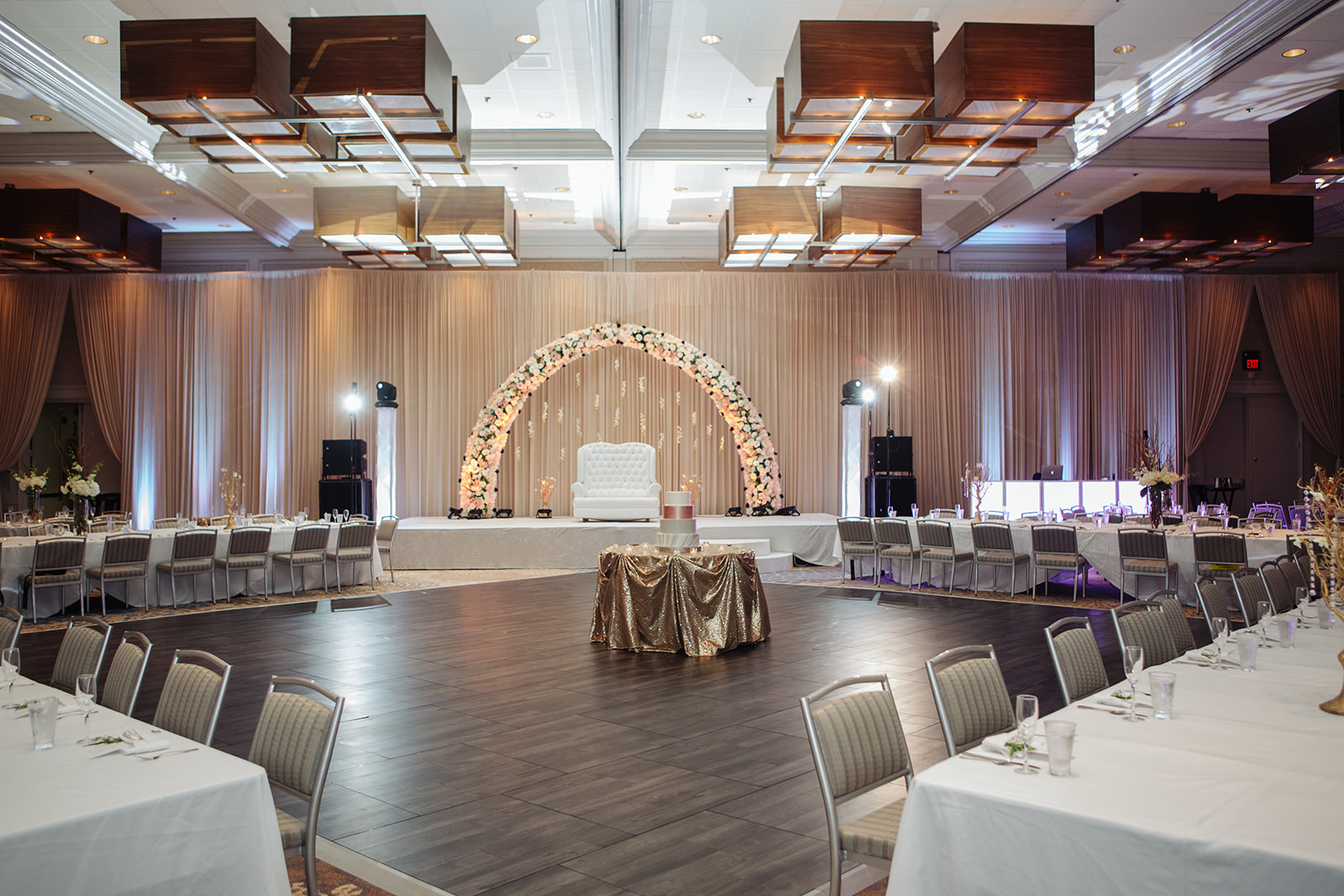 Le Cape Weddings - Reception Details - Rimi and Rohun -5.jpg