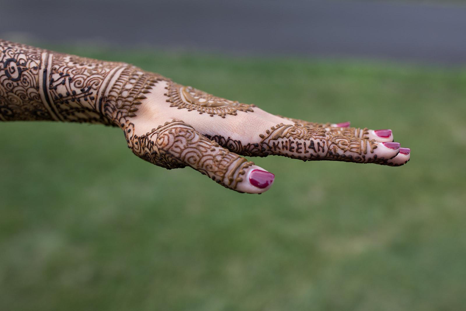 Le Cape Weddings - Puja and Kheelan - Mendhi A   -31.jpg