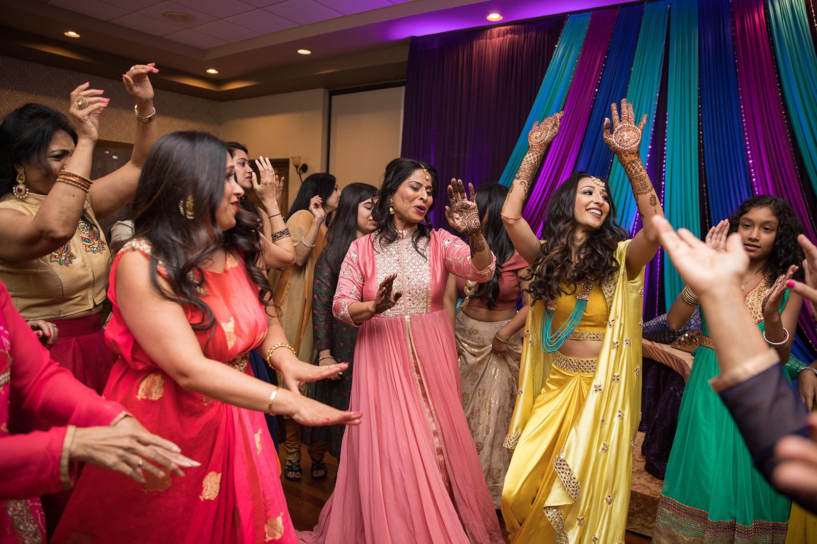 Le Cape Weddings - Puja and Kheelan - Mendhi A   -169.jpg