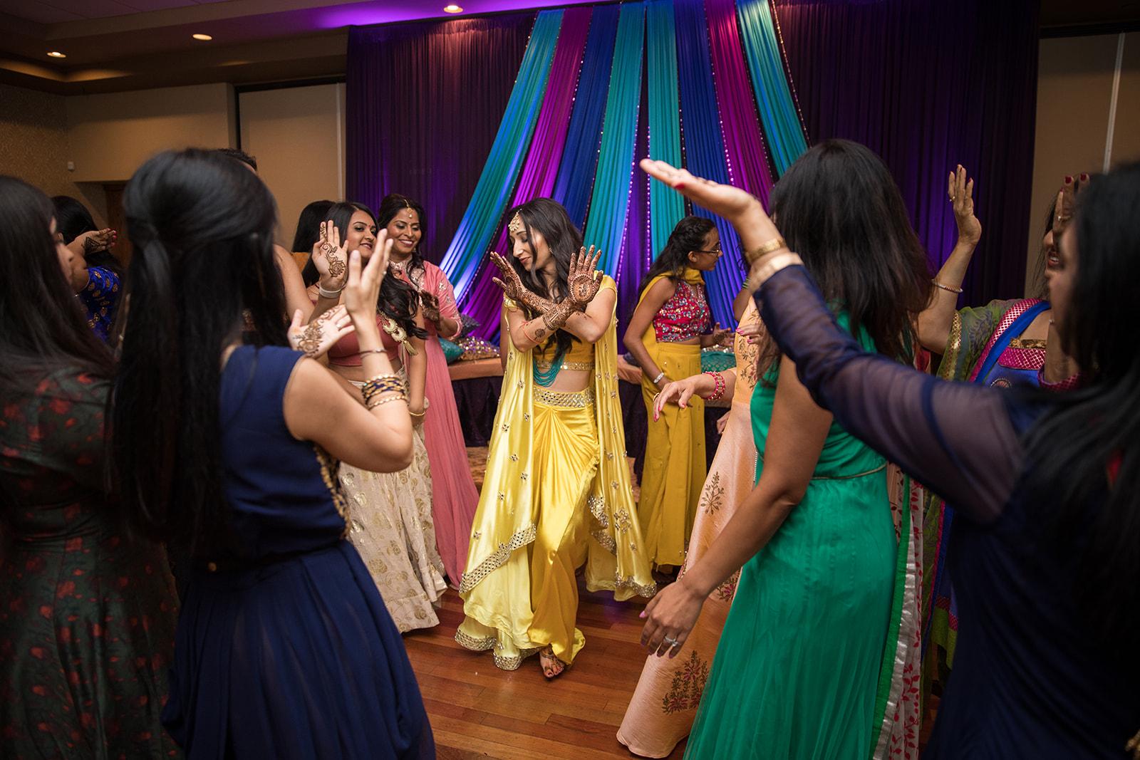 Le Cape Weddings - Puja and Kheelan - Mendhi A   -171.jpg