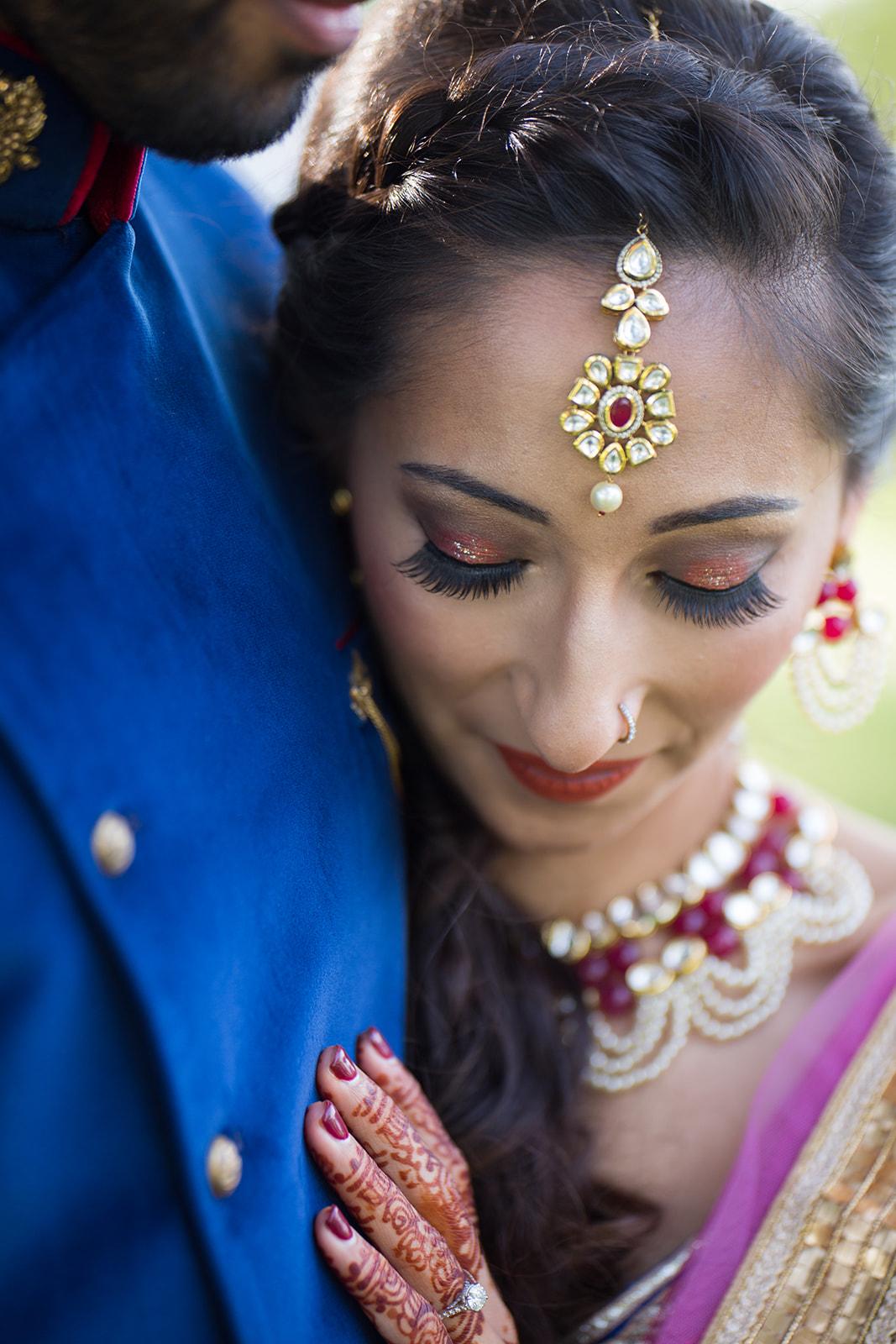 Le Cape Weddings - Puja and Kheelan - Garba A   -30.jpg