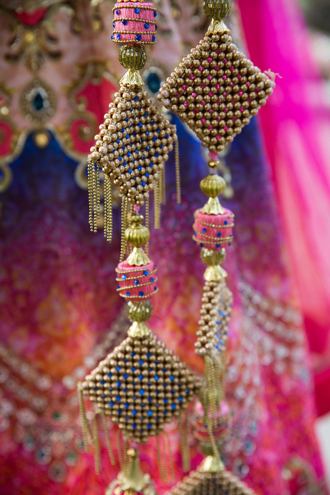 Le Cape Weddings - Puja and Kheelan - Garba A   -53.jpg