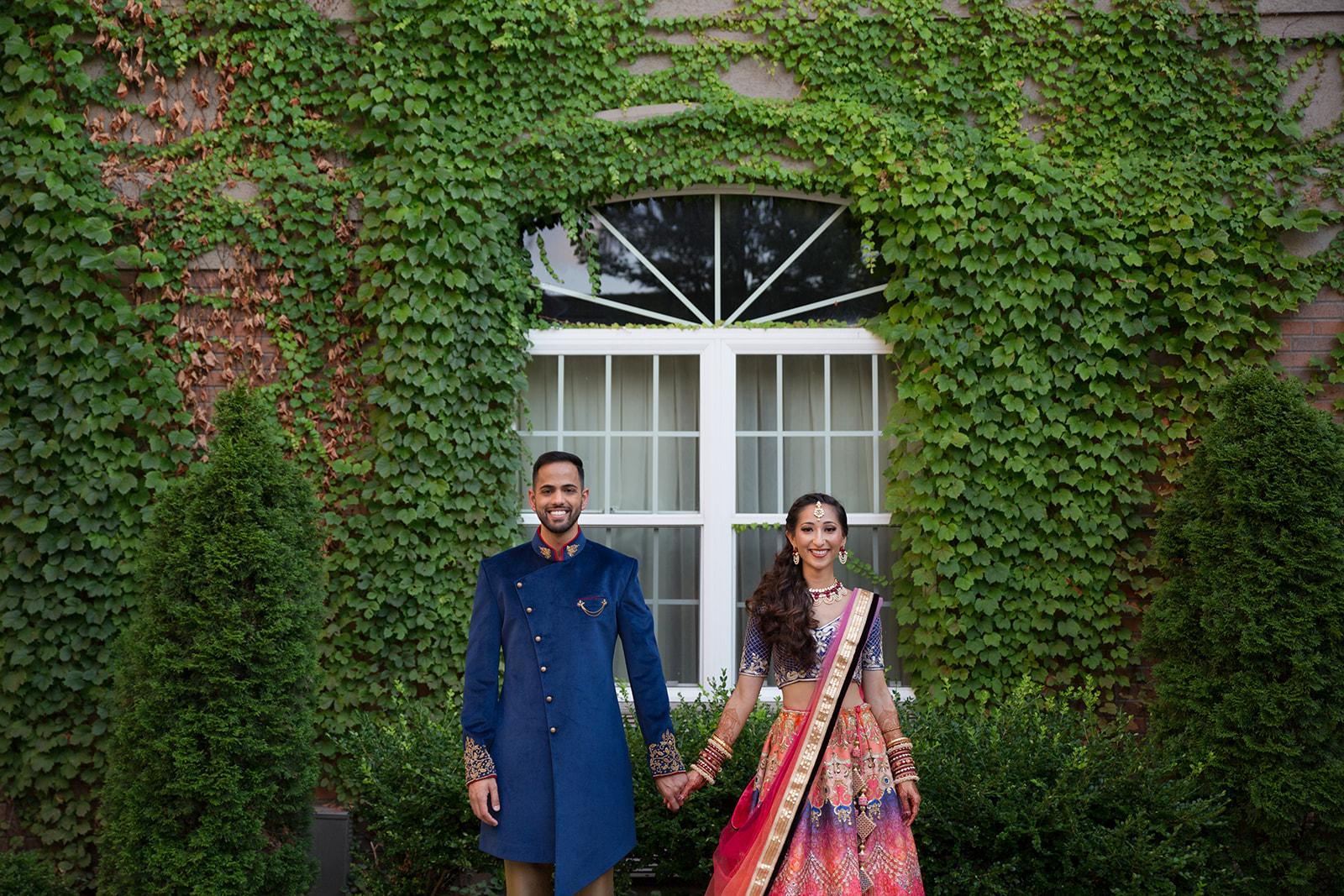 Le Cape Weddings - Puja and Kheelan - Garba A   -163.jpg