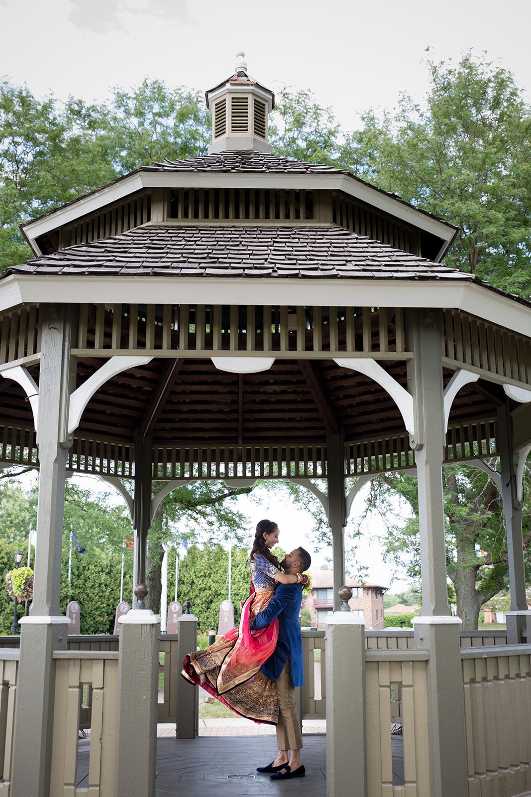 Le Cape Weddings - Puja and Kheelan - Garba A   -7.jpg