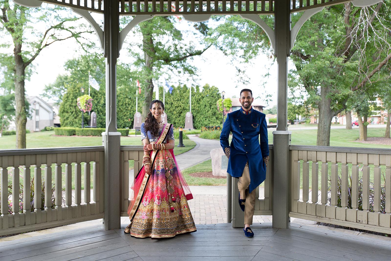 Le Cape Weddings - Puja and Kheelan - Garba A   -11.jpg