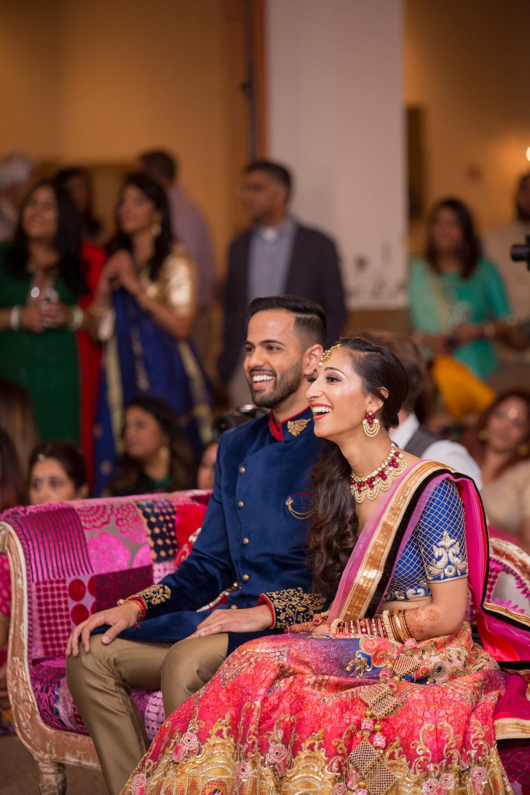 Le Cape Weddings - Puja and Kheelan - Garba A   -242.jpg