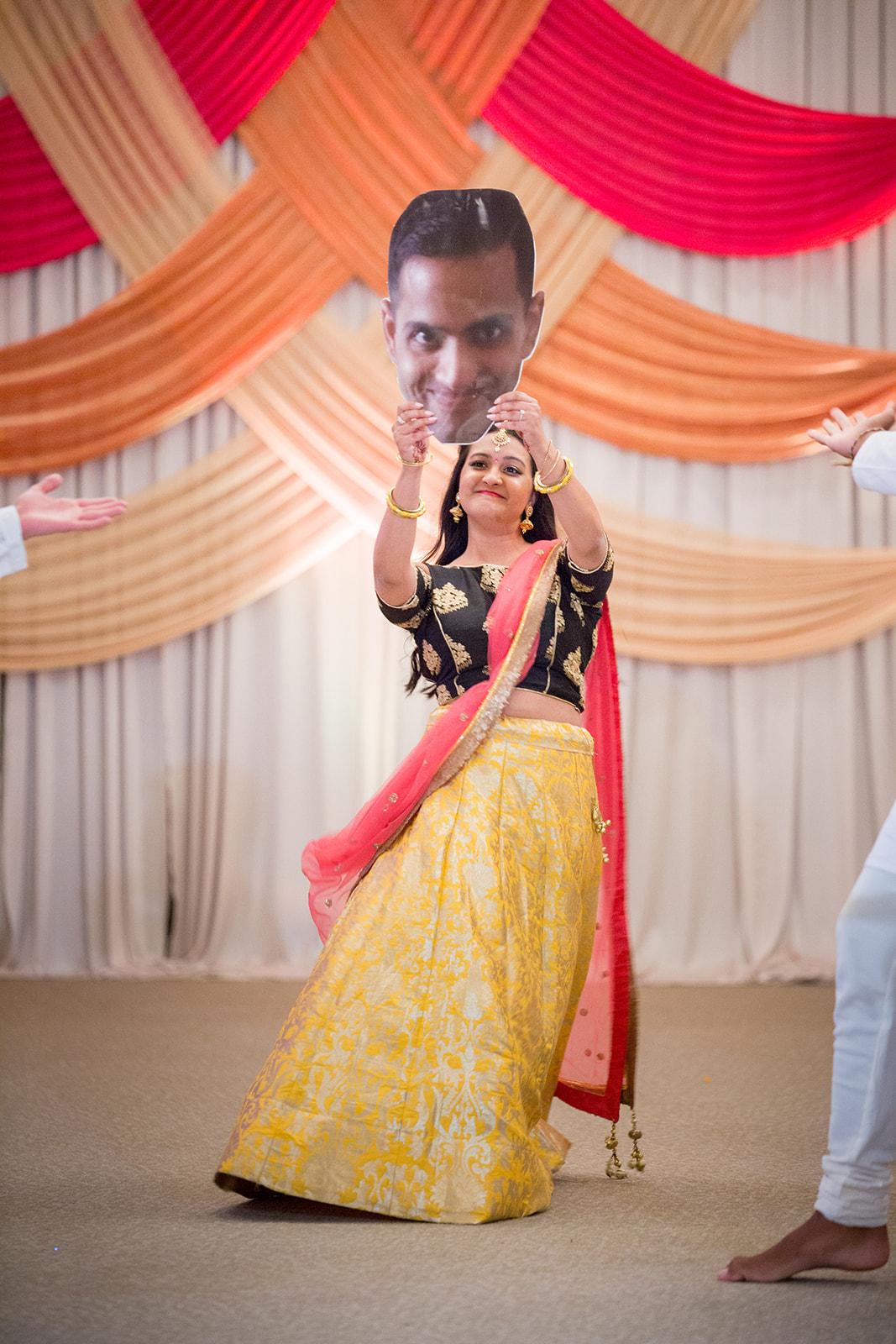Le Cape Weddings - Puja and Kheelan - Garba A   -266.jpg