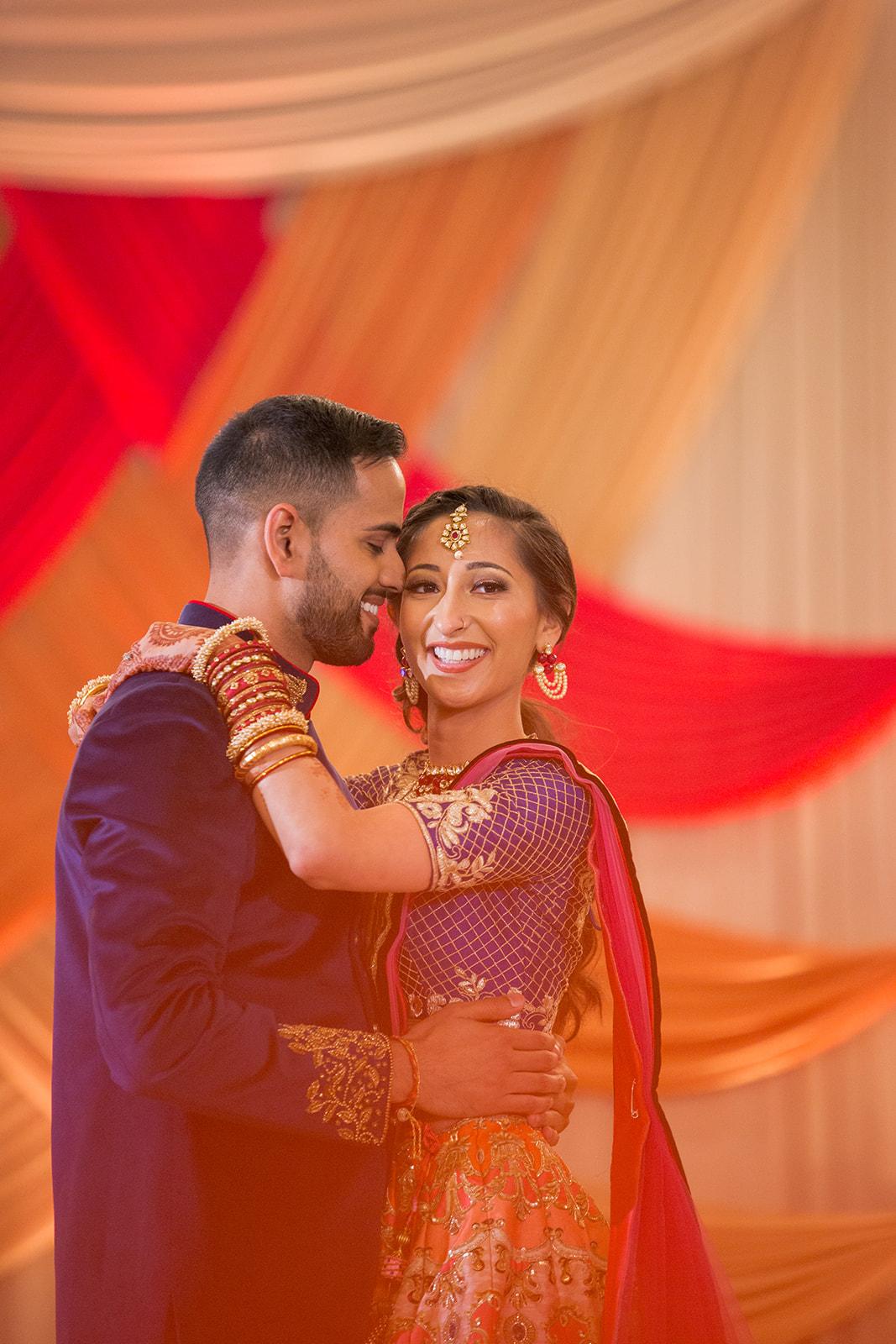 Le Cape Weddings - Puja and Kheelan - Garba A   -284.jpg