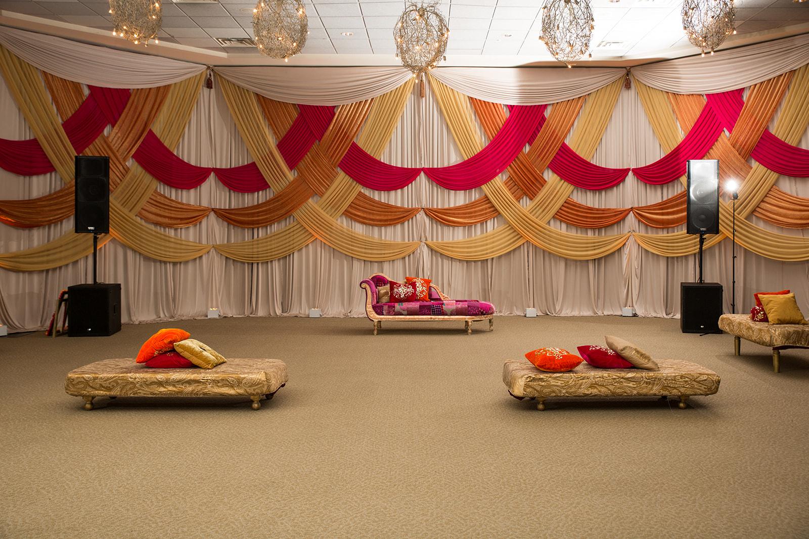 Le Cape Weddings - Puja and Kheelan - Garba A   -69.jpg
