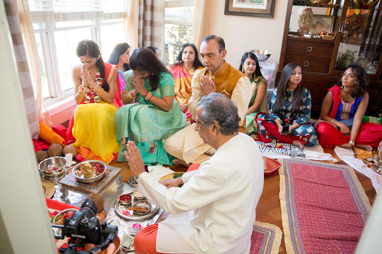 Le Cape Weddings - Puja and Kheelan - Pithi A   -17.jpg