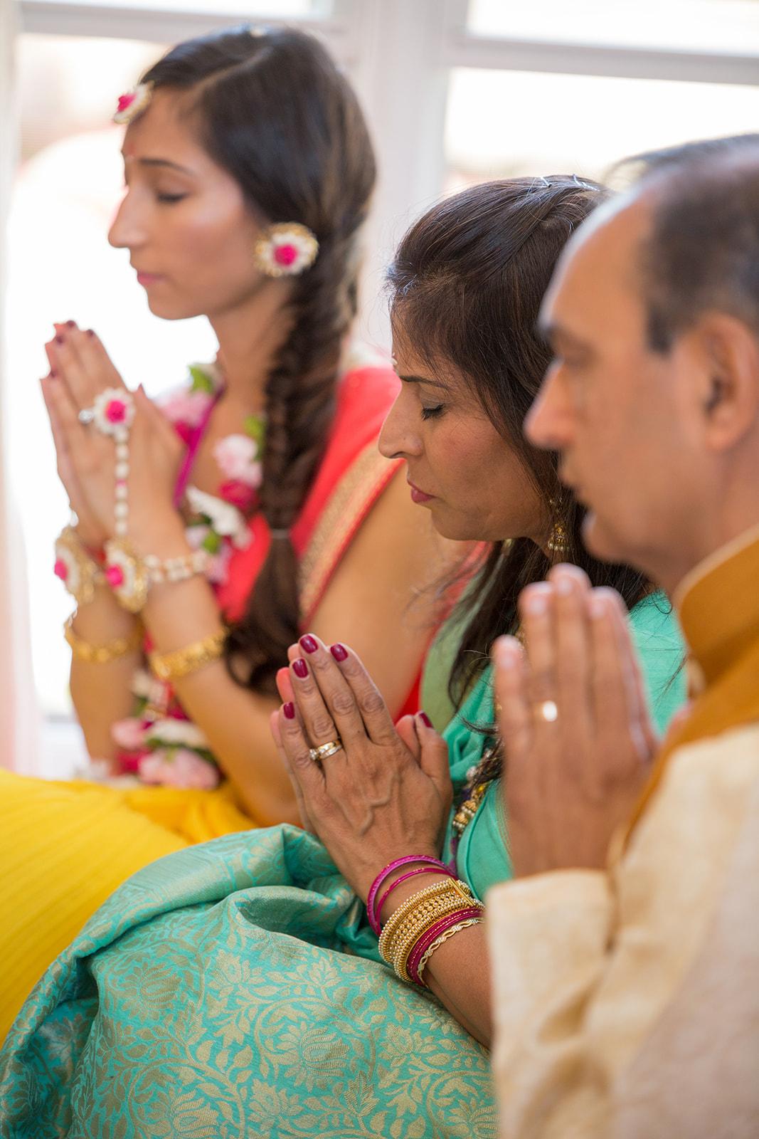 Le Cape Weddings - Puja and Kheelan - Pithi A   -39.jpg
