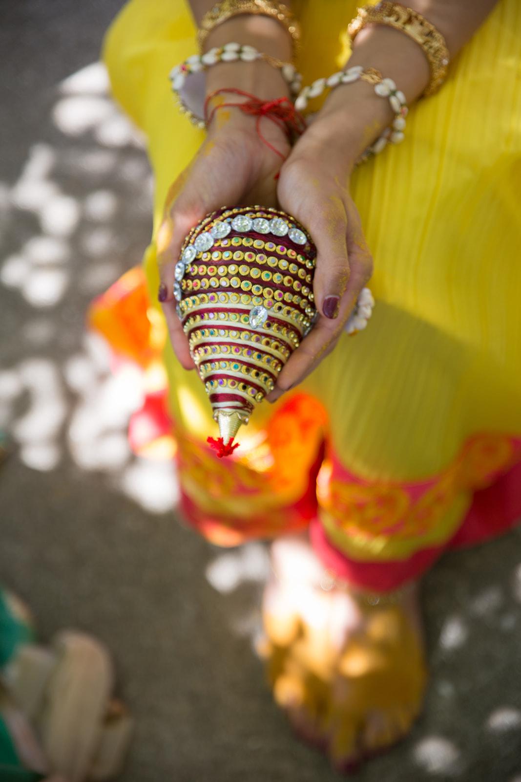 Le Cape Weddings - Puja and Kheelan - Pithi A   -110.jpg