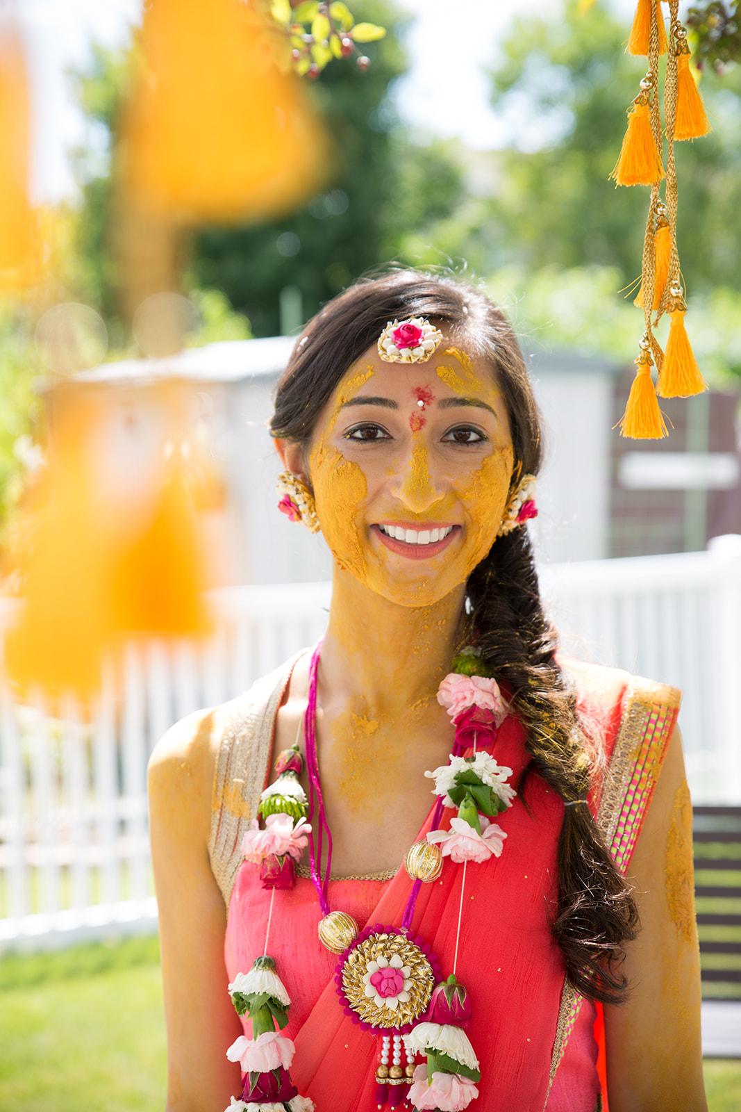 Le Cape Weddings - Puja and Kheelan - Pithi A   -171.jpg