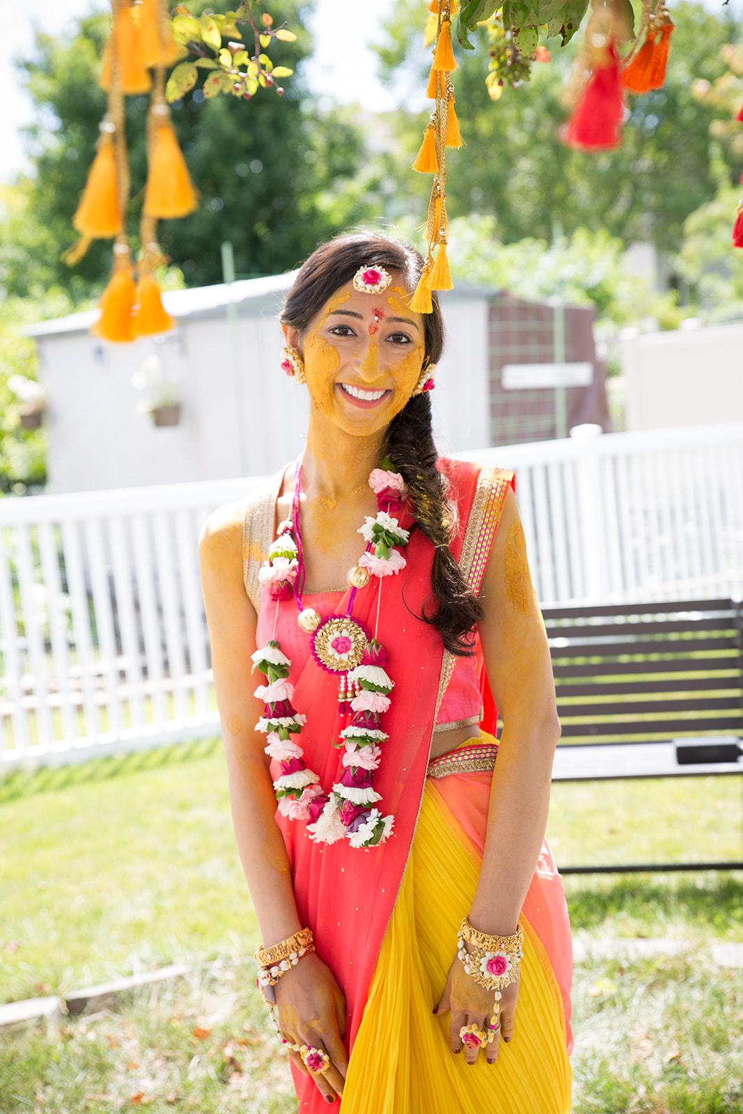 Le Cape Weddings - Puja and Kheelan - Pithi A   -172.jpg