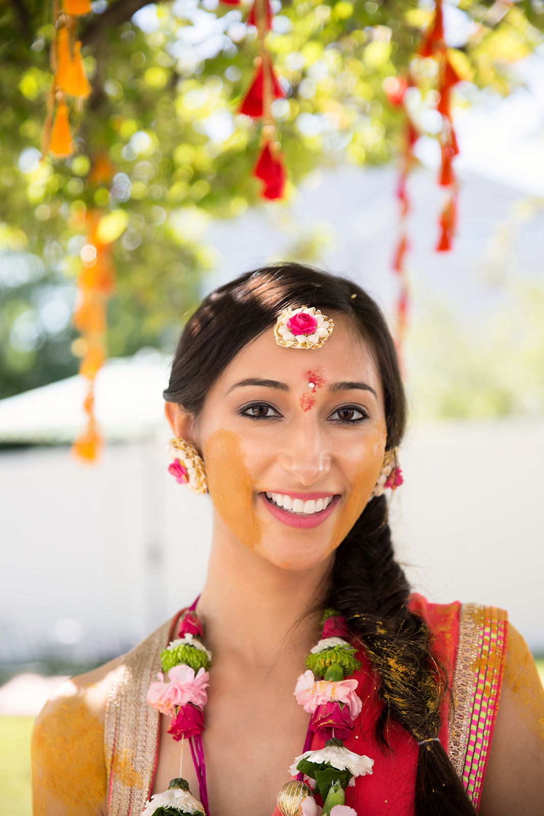Le Cape Weddings - Puja and Kheelan - Pithi A   -2-2.jpg