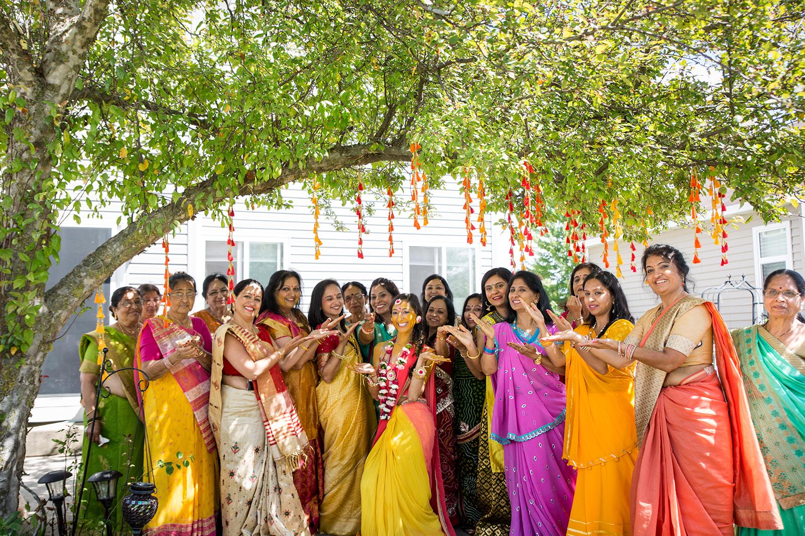 Le Cape Weddings - Puja and Kheelan - Pithi A   -160.jpg
