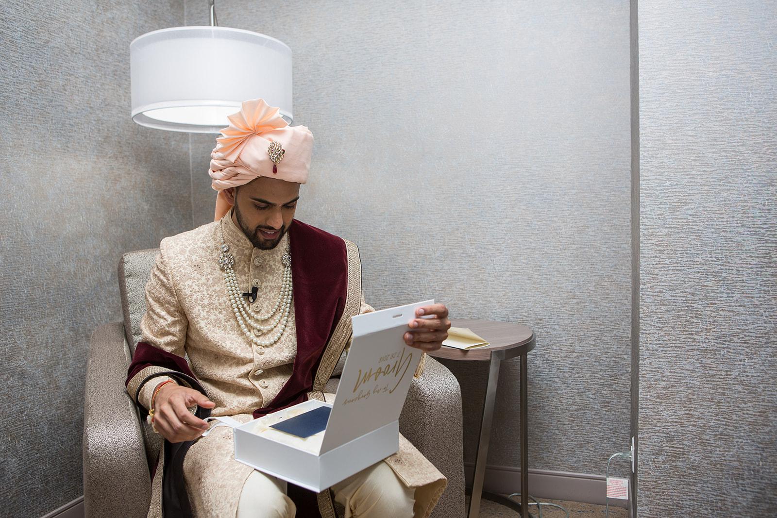 Le Cape Weddings - Puja and Kheelan - Getting Ready Groom-49.jpg