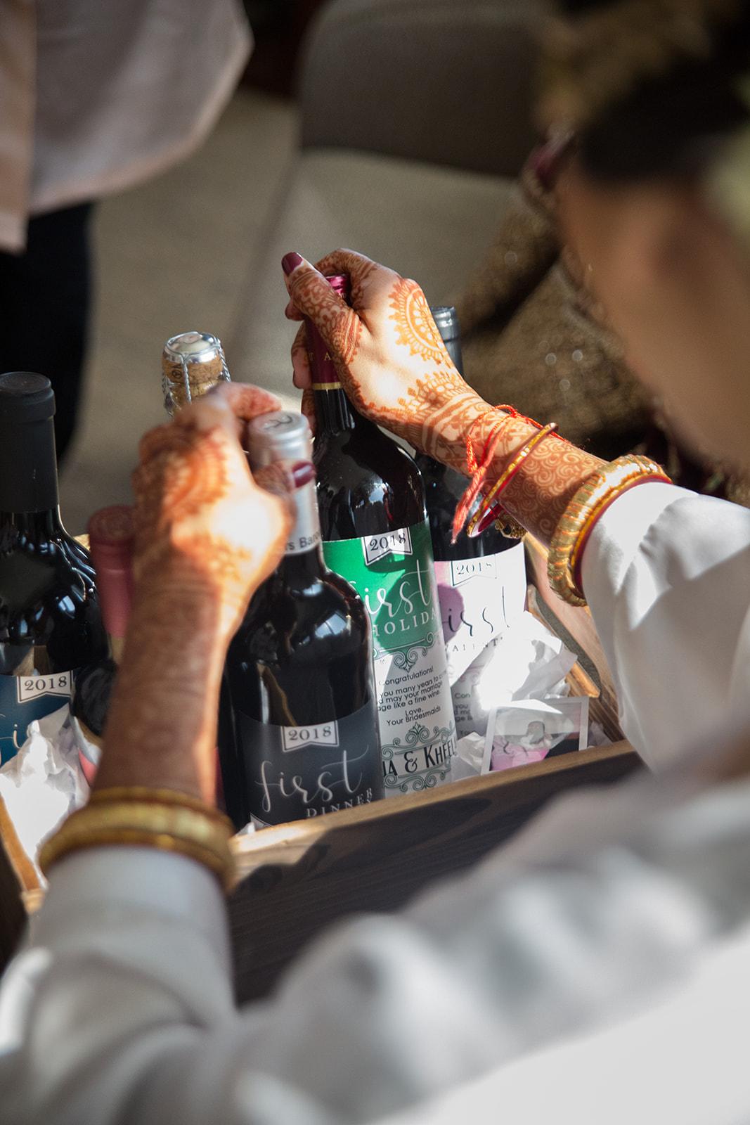 Le Cape Weddings - Puja and Kheelan - Getting Ready Bride -27.jpg