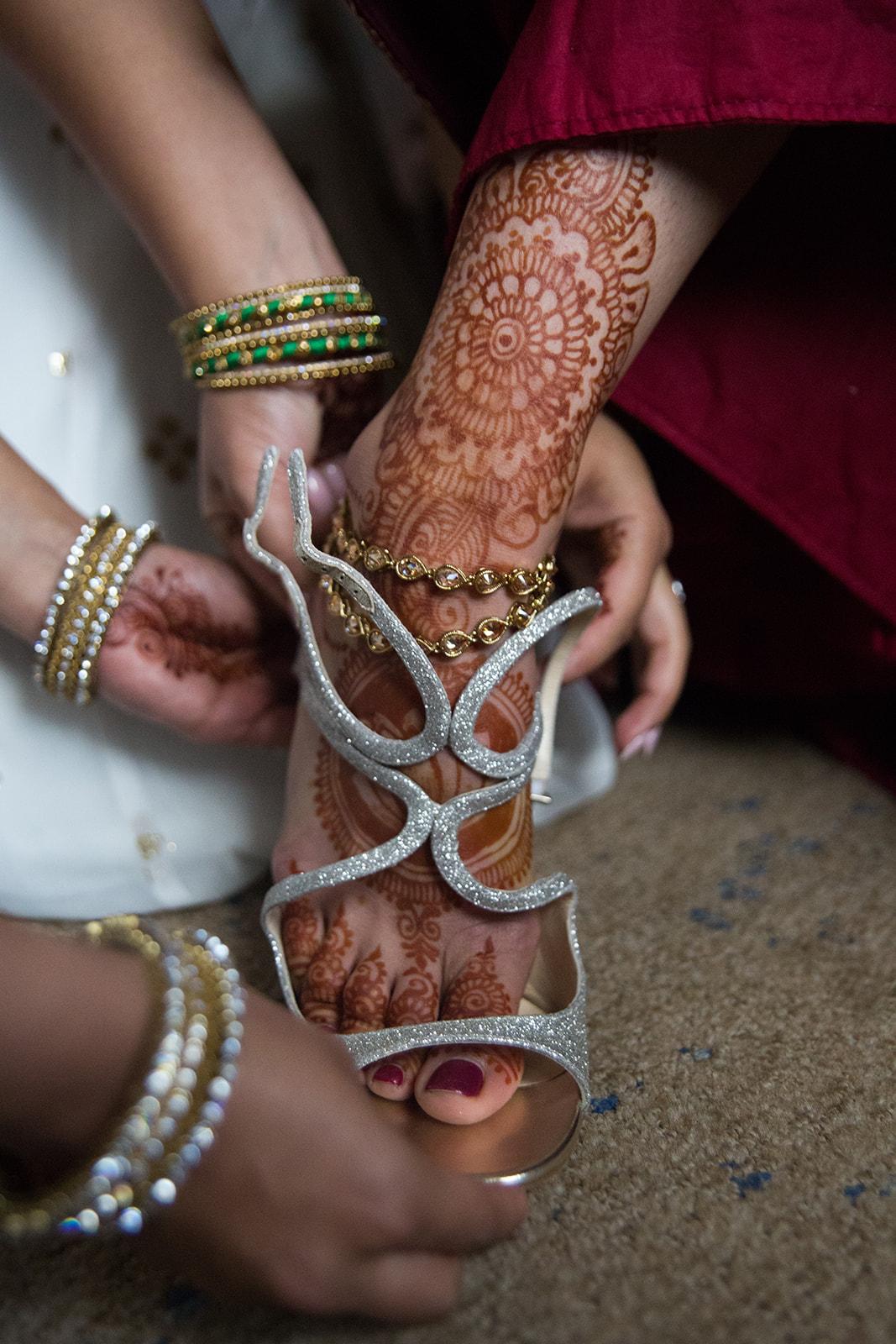 Le Cape Weddings - Puja and Kheelan - Getting Ready Bride -89.jpg