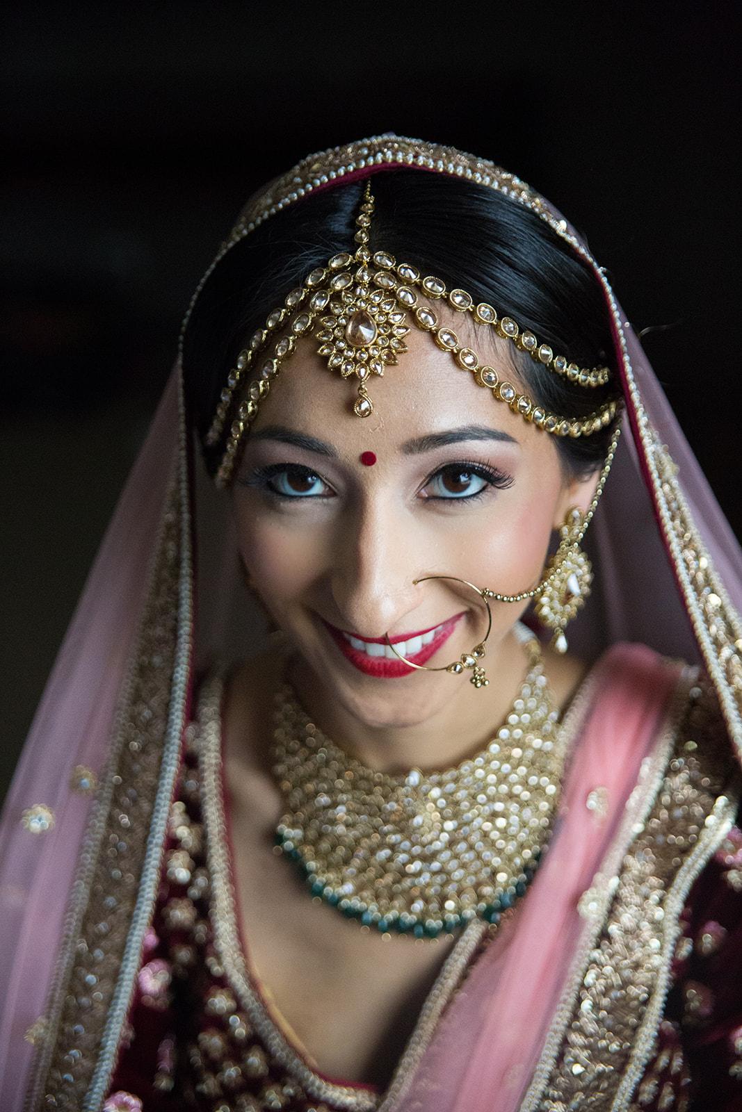 Le Cape Weddings - Puja and Kheelan - Getting Ready Bride -91.jpg