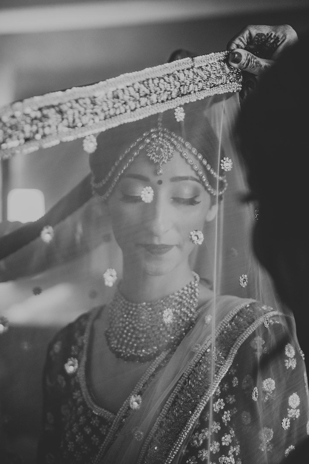 Le Cape Weddings - Puja and Kheelan - Getting Ready Bride -57.jpg