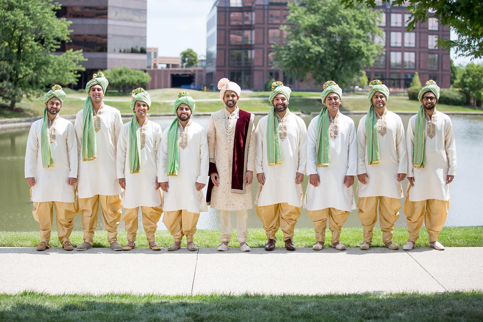 Le Cape Weddings - Puja and Kheelan - Bridal Party AM -44.jpg