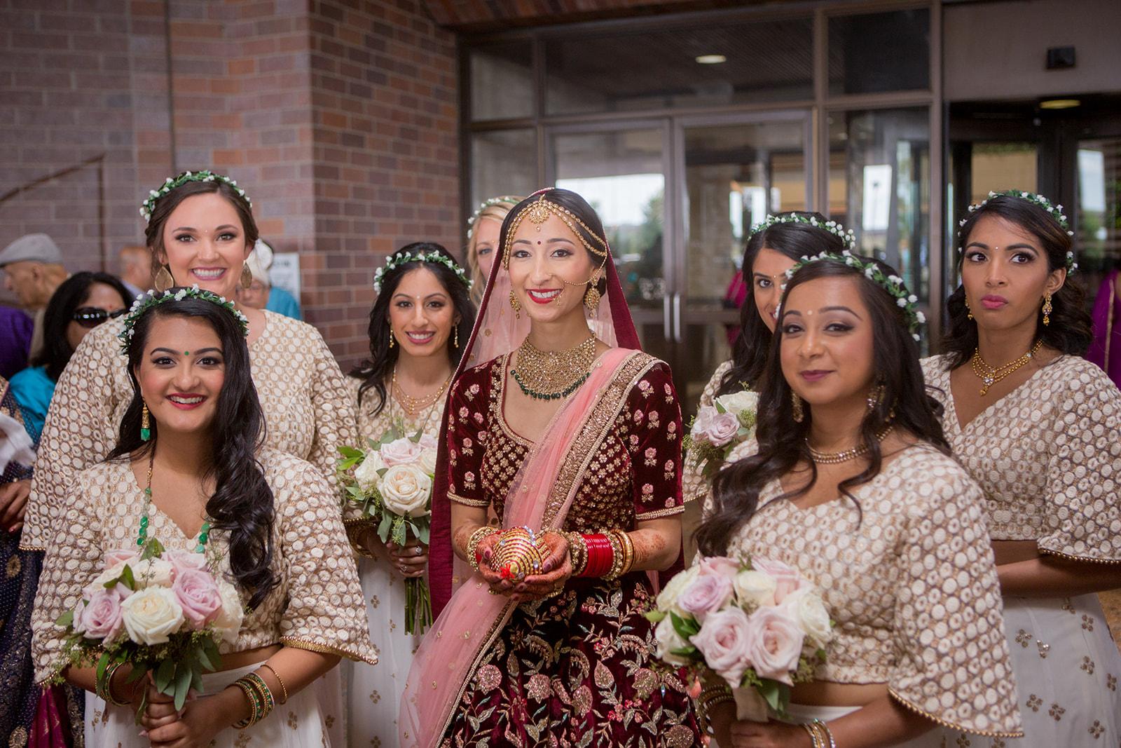 Le Cape Weddings - Puja and Kheelan - Baraat -36.jpg