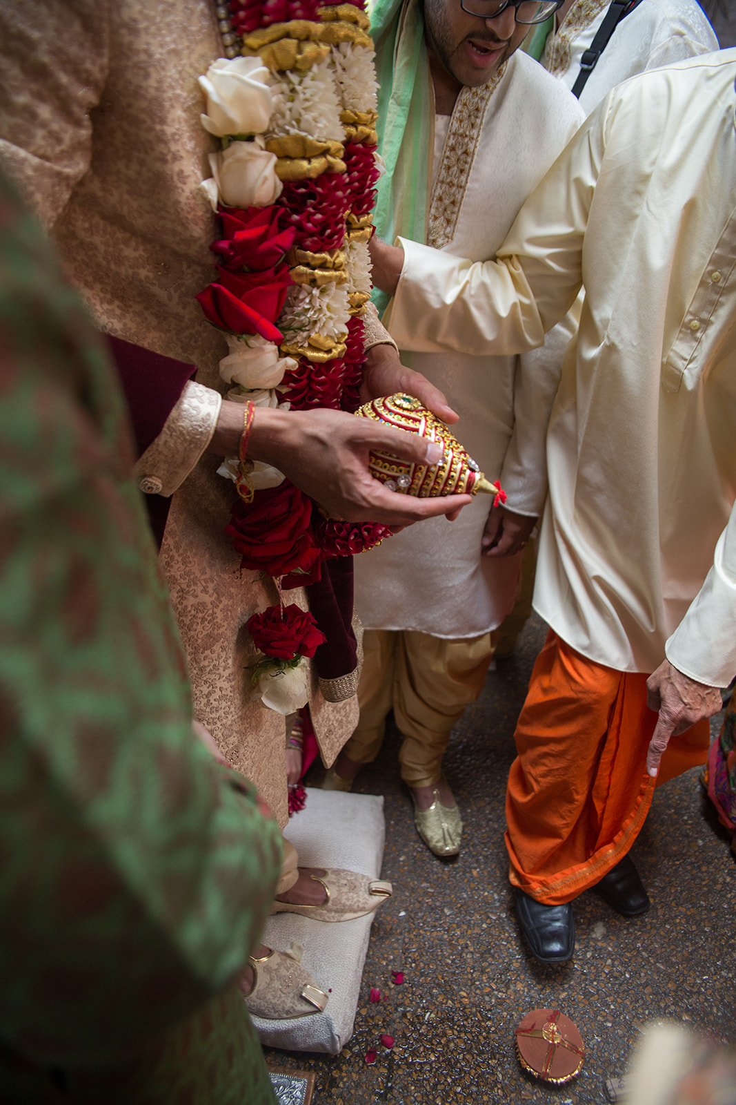 Le Cape Weddings - South Asian Wedding - Puja and Kheelan - Baraat Adds 53.jpg