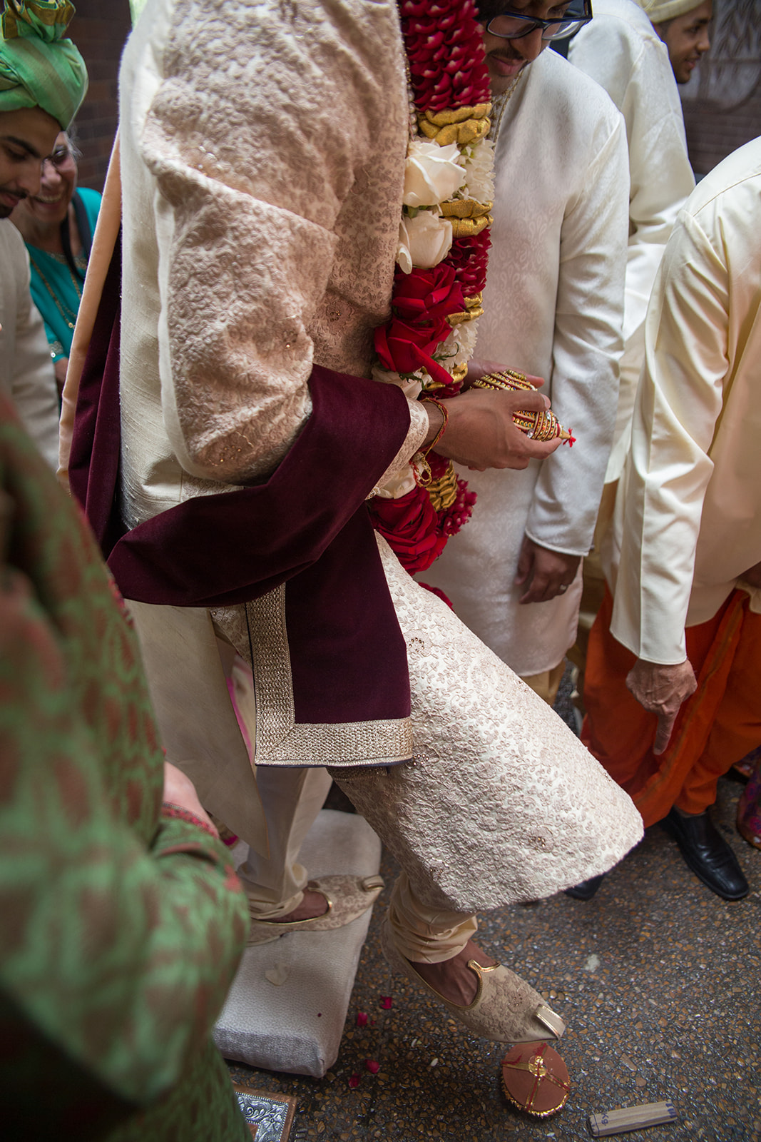 Le Cape Weddings - South Asian Wedding - Puja and Kheelan - Baraat Adds 54.jpg