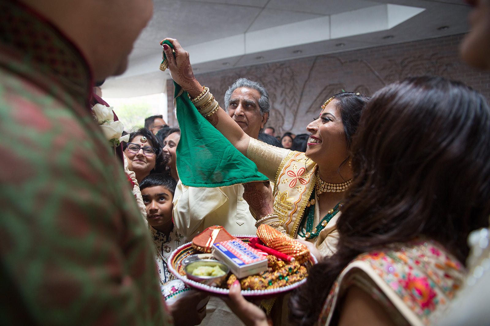 Le Cape Weddings - South Asian Wedding - Puja and Kheelan - Baraat Adds 35.jpg