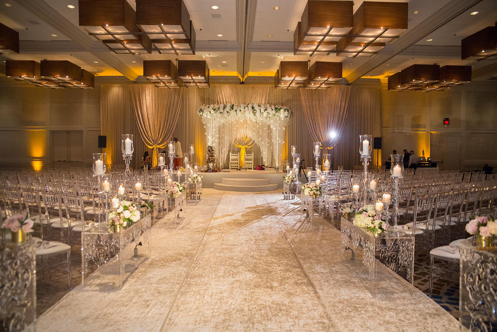 Ceremony Decor - By Yanni Designs