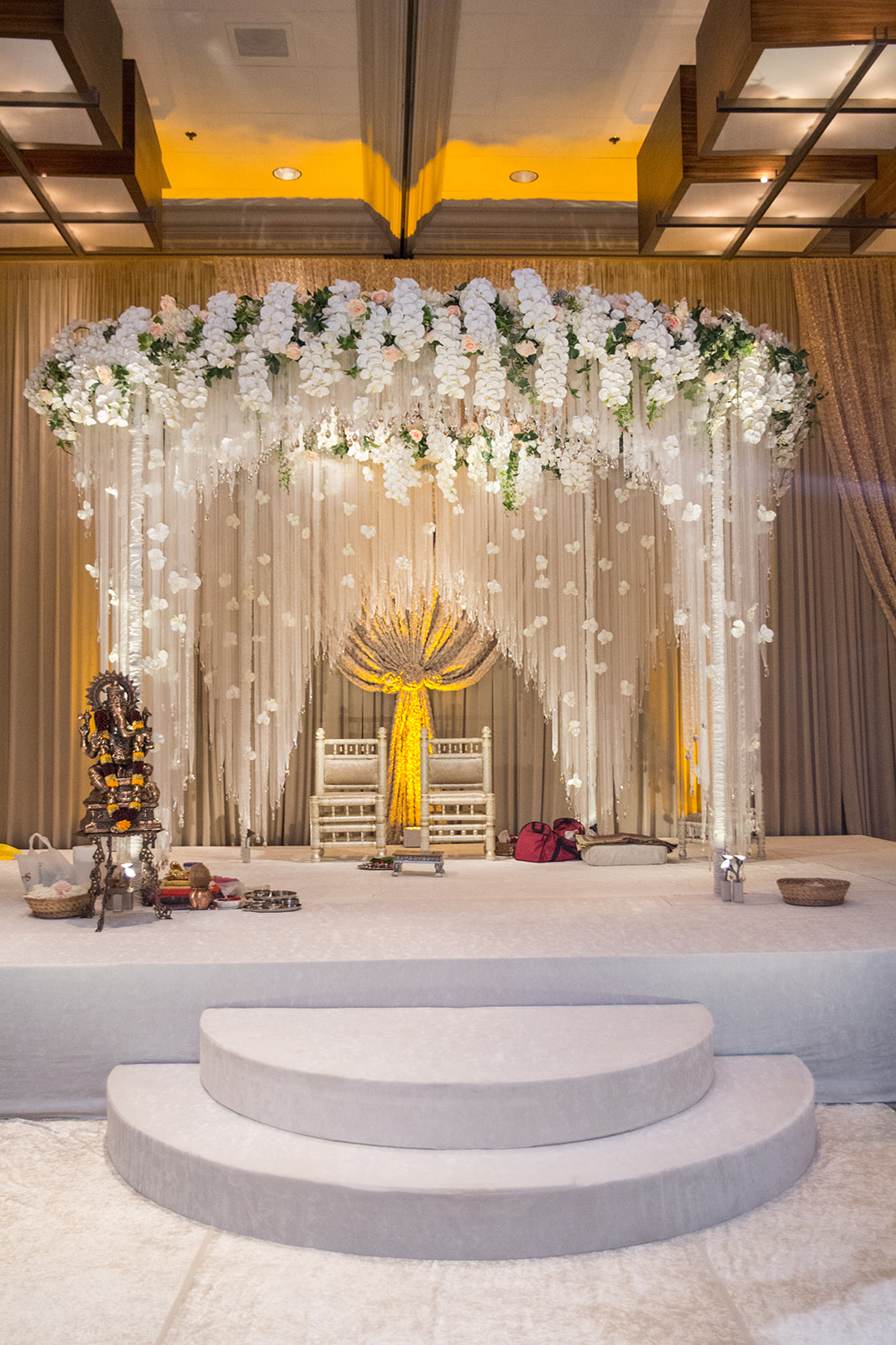 Le Cape Weddings - Puja and Kheelan - Ceremony Details -19.jpg
