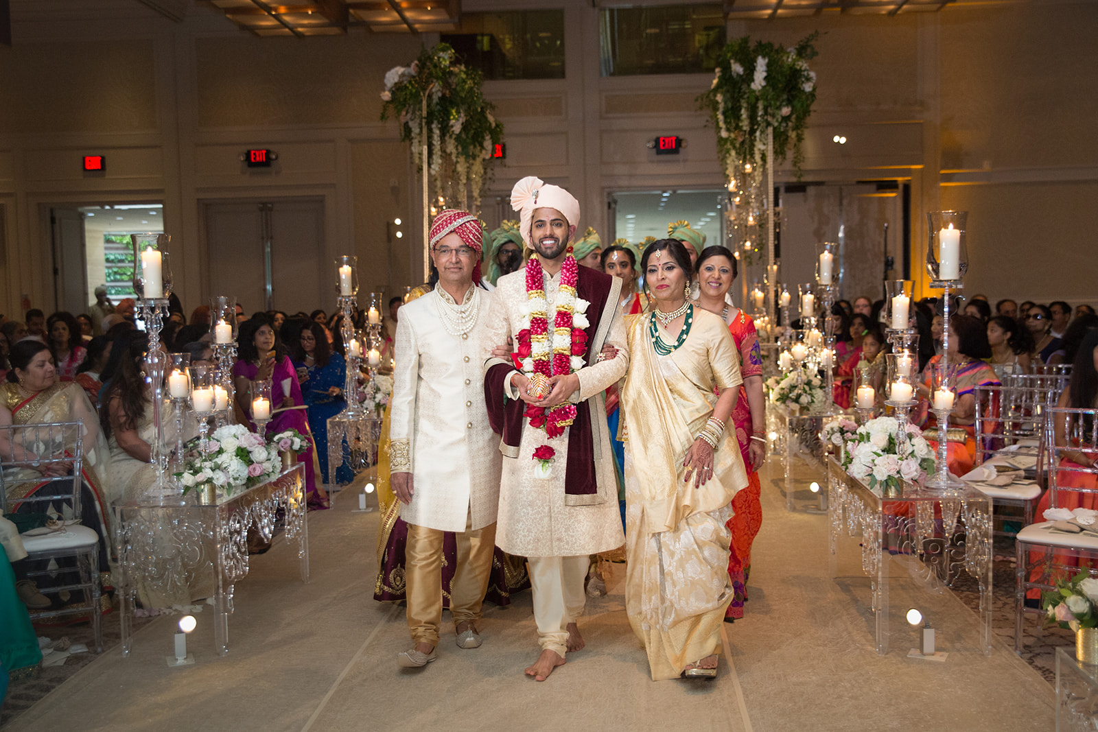Le Cape Weddings - South Asian Wedding - Puja and Kheelan - Ceremony Adds 4.jpg