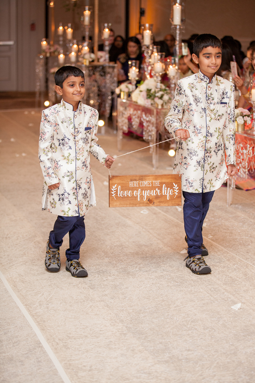 Le Cape Weddings - Puja and Kheelan - Ceremony -17.jpg