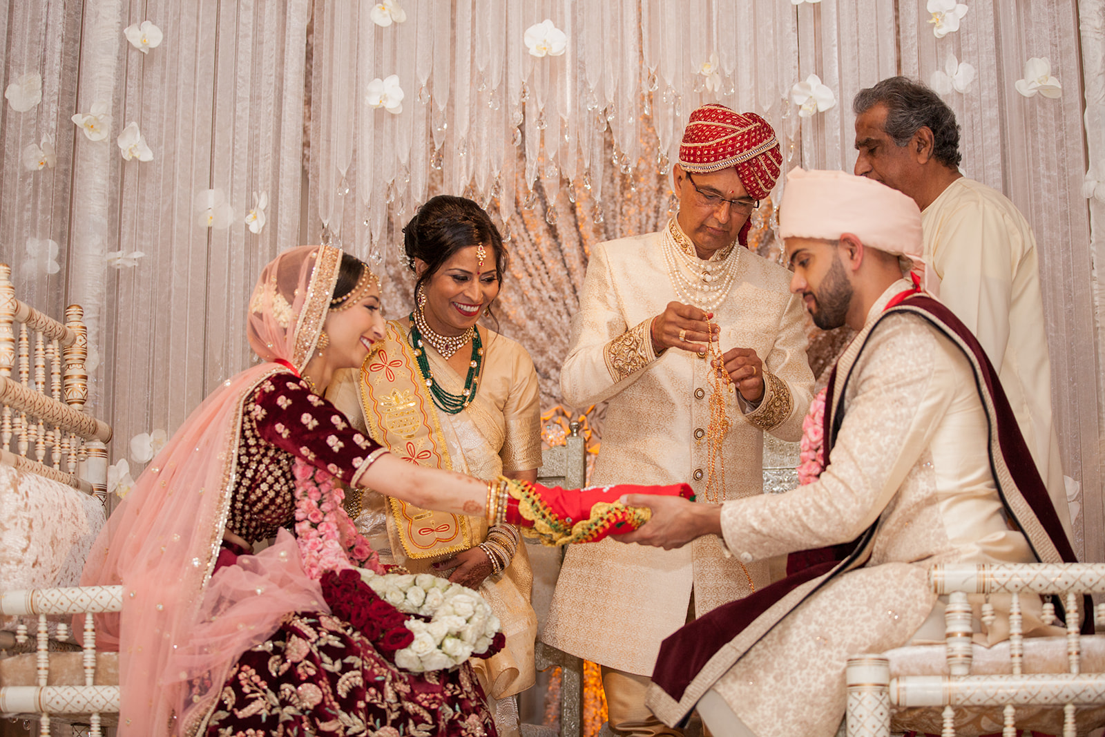 Le Cape Weddings - Puja and Kheelan - Ceremony -39.jpg