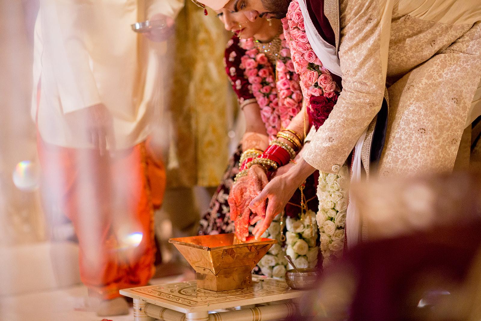 Le Cape Weddings - Puja and Kheelan - Ceremony -52.jpg