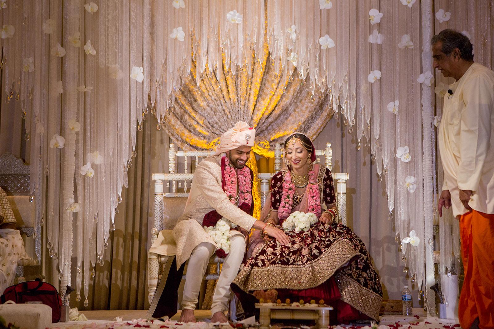 Le Cape Weddings - Puja and Kheelan - Ceremony -64.jpg