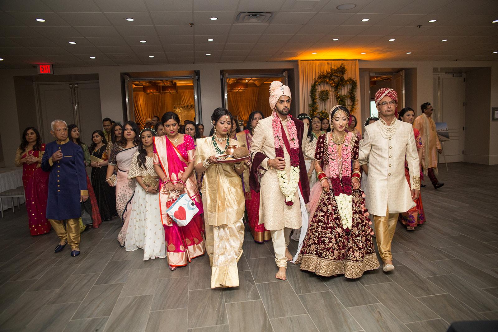 Le Cape Weddings - South Asian Wedding - Puja and Kheelan - Vidai A6.jpg