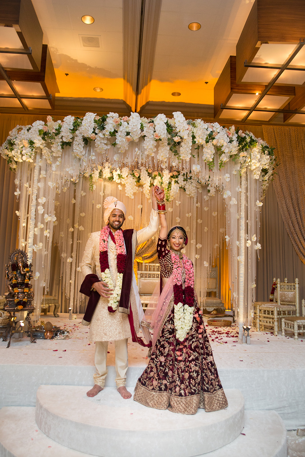 Le Cape Weddings - South Asian Wedding - Puja and Kheelan - Family Formals A29.jpg