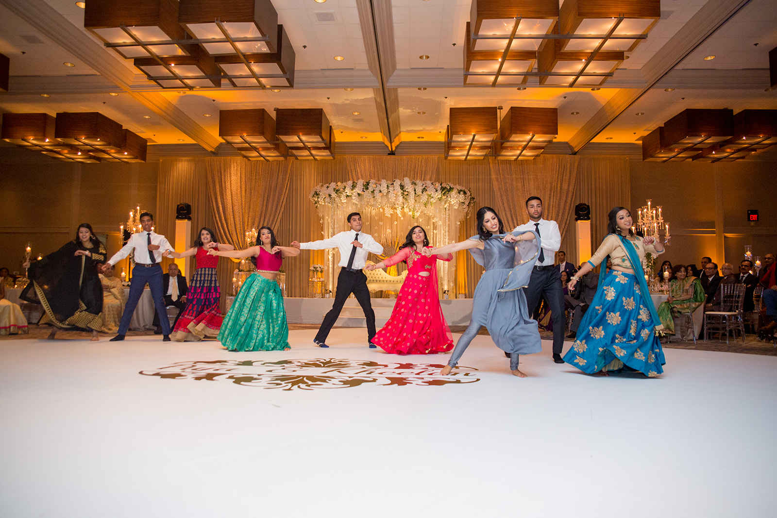 Le Cape Weddings - Puja and Kheelan - Reception -64.jpg
