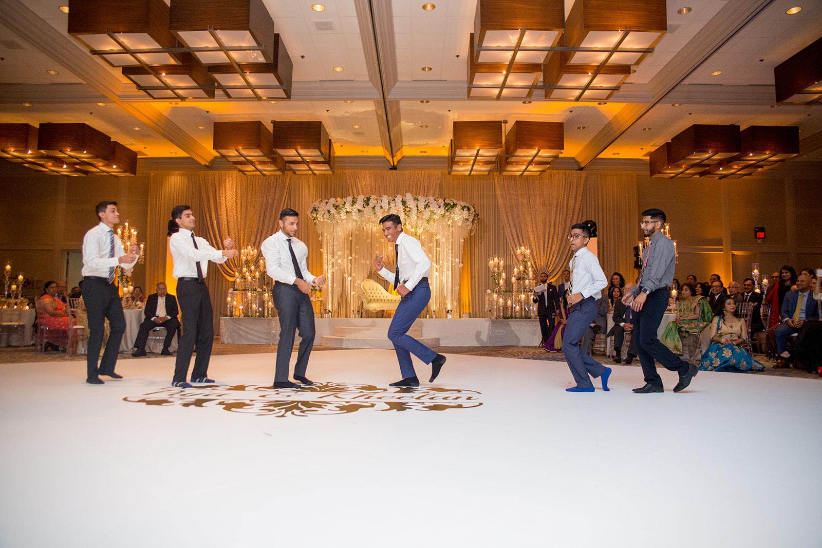 Le Cape Weddings - Puja and Kheelan - Reception -67.jpg